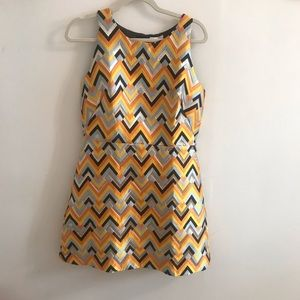NWT Saks Fifth Ave Slim Fit Shift Dress